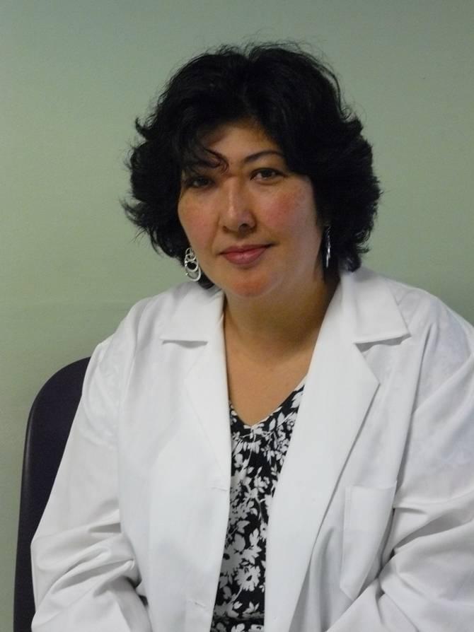 Dra. Mineko Shibayama Salas